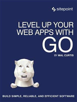 level up webapps in go