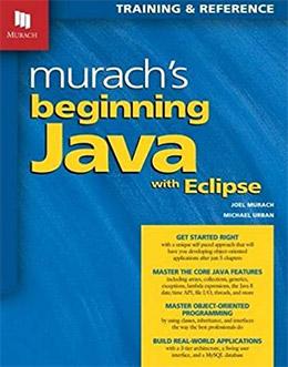 murachs beginning java