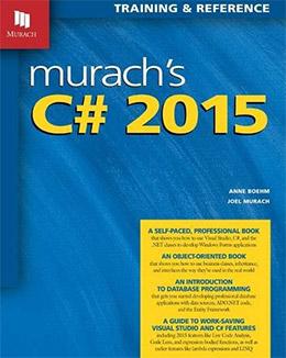 murach c#
