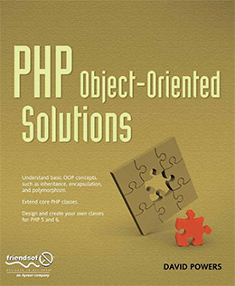 php object solutions book