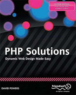 php solutions book