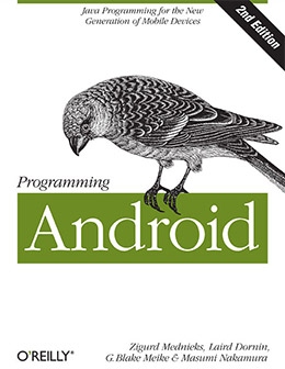 programming android book