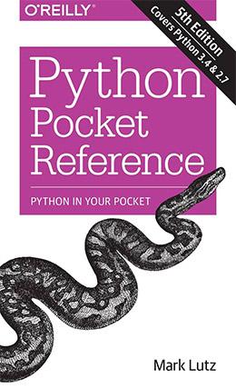 python pocket ref