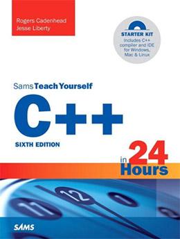 sams teach yourself cpp