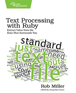 text processing ruby