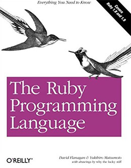 ruby programming lang