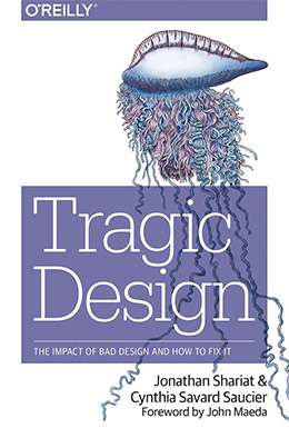 tragic design book