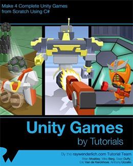 unity games book c#