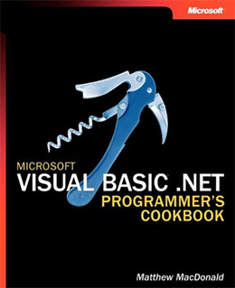 visual basic programmers cookbook