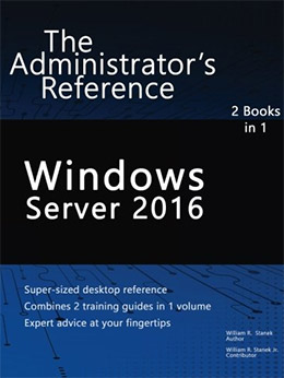 winserver 2016 admin reference