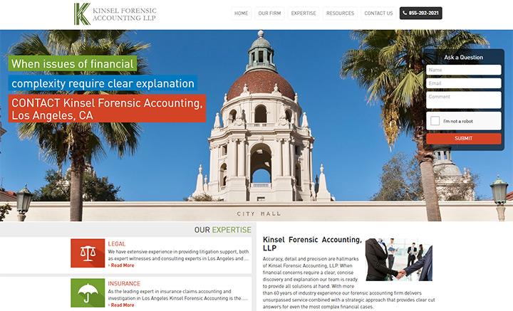 kinsel accounting