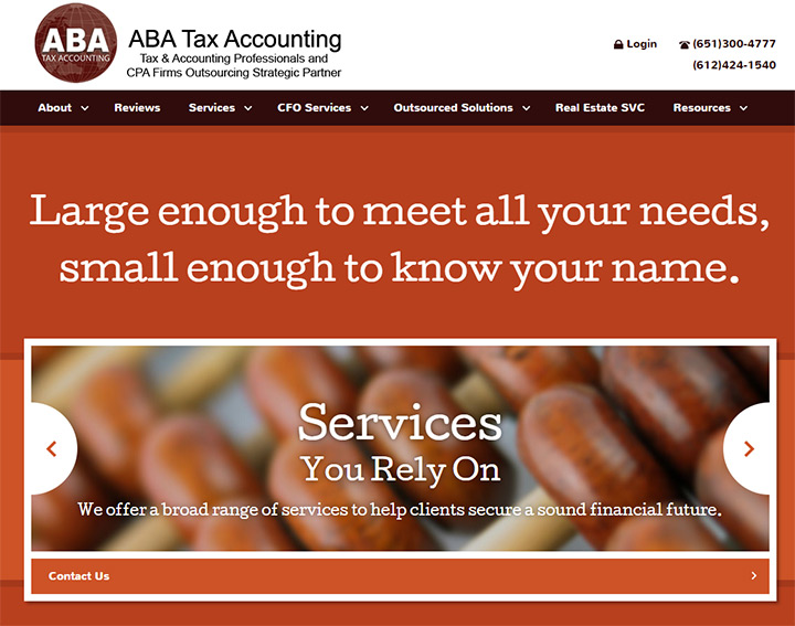 aba accounting