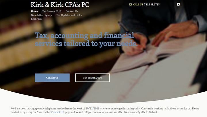 kirk and kirk cpa