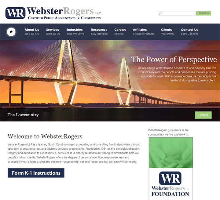 webster rogers cpa