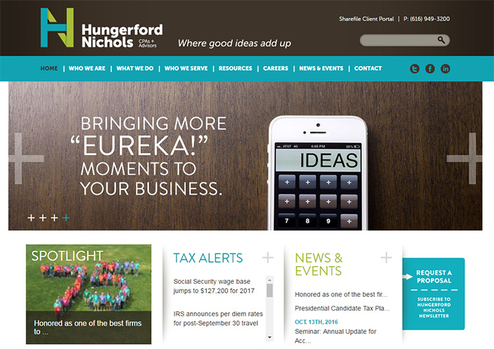 hungerford cpa