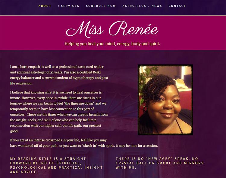 miss renee