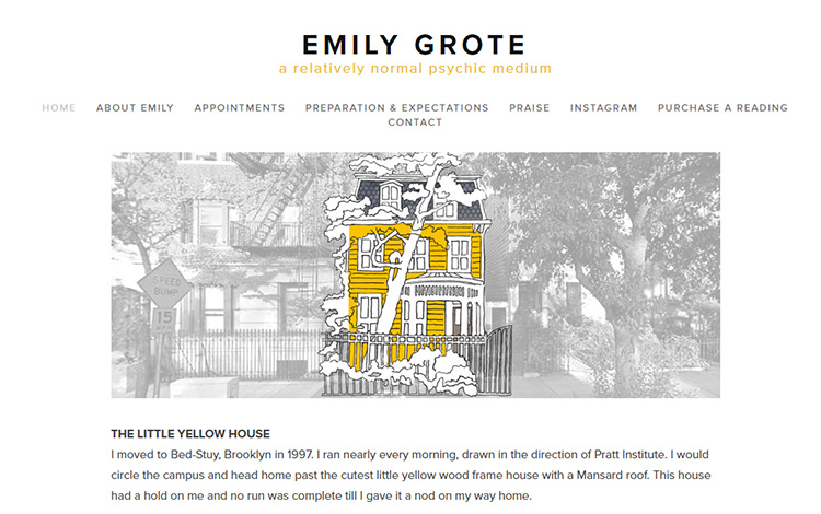 emily grote