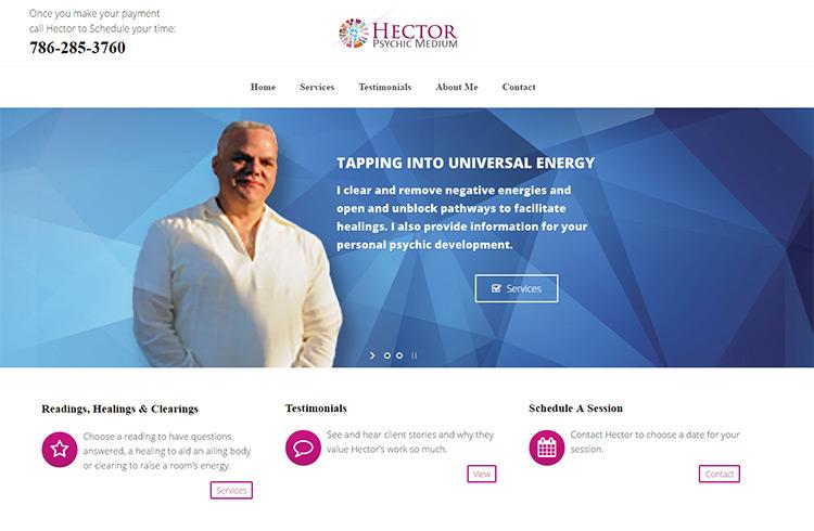 hector psychic