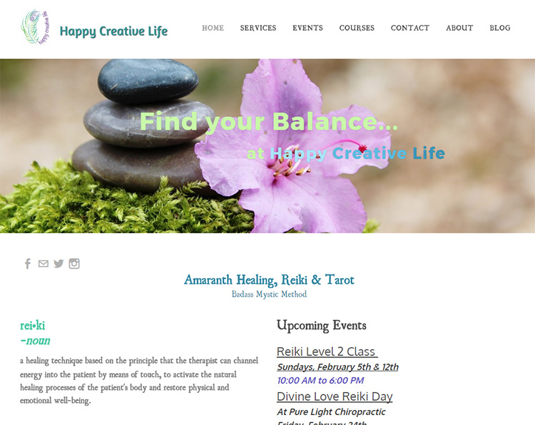 happy life astrology
