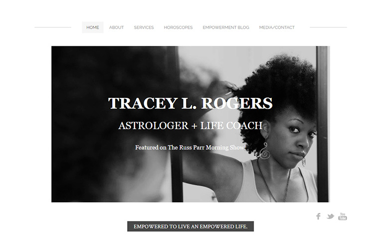 tracy l rogers