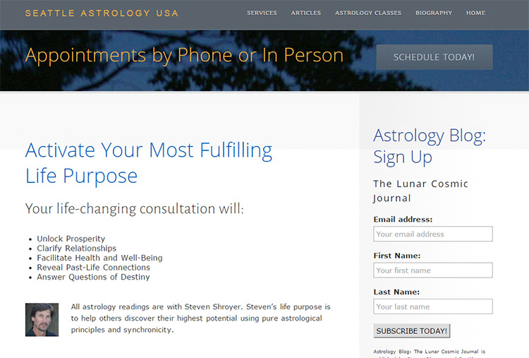 seattle astrology
