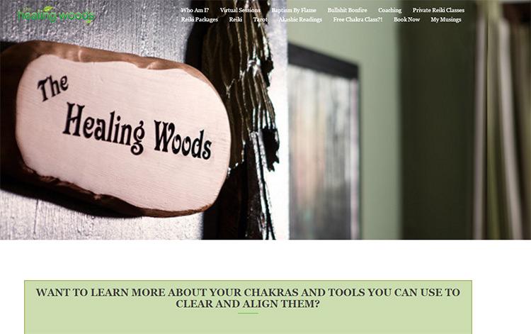 the healing woods
