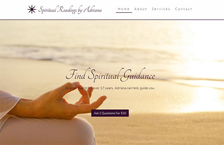 spiritual adriana