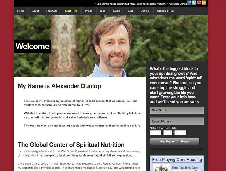 alexander dunlop nutrition