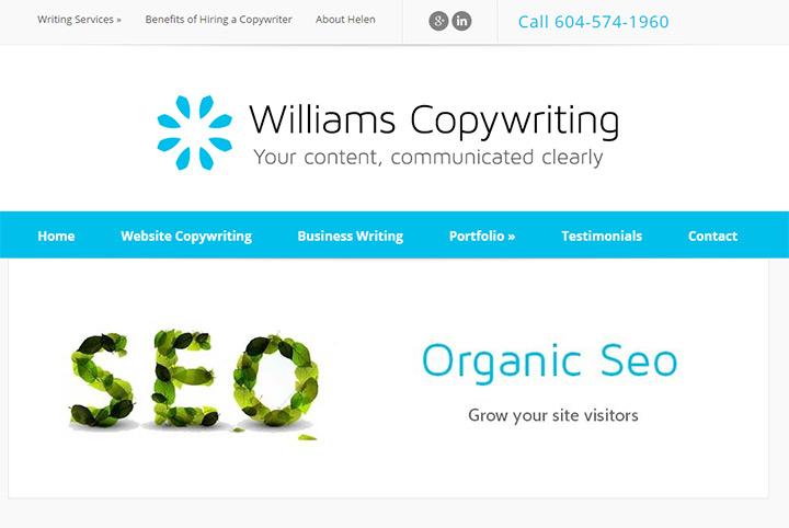 williams copywriting