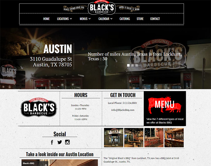 blacks barbecue