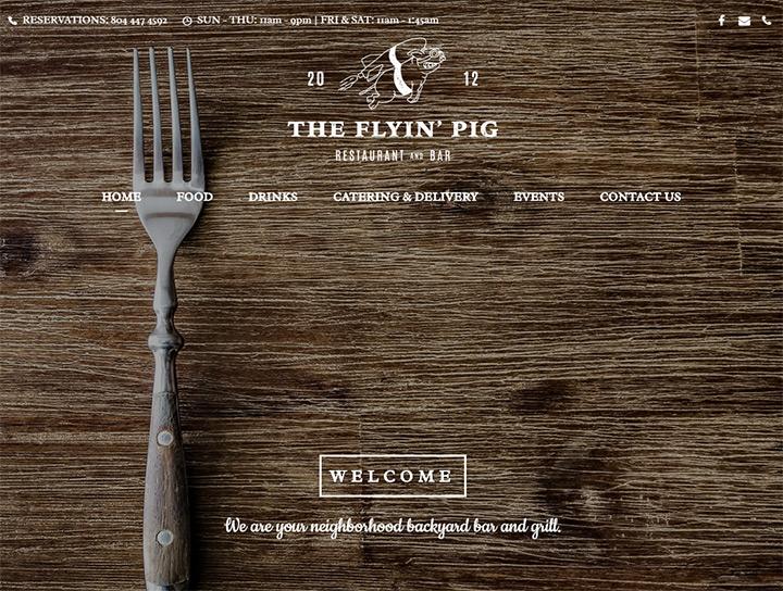 the flyin pig