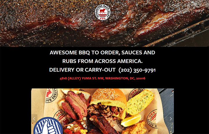 pitmasters back alley bbq