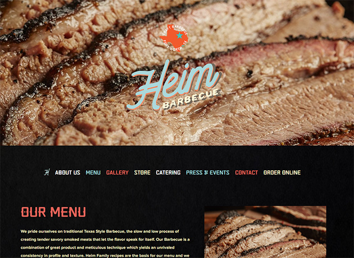 heim bbq catering