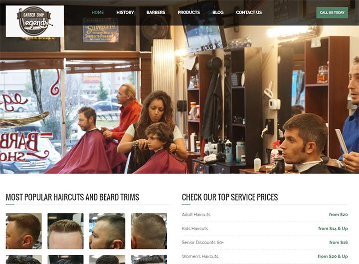 legends barbers
