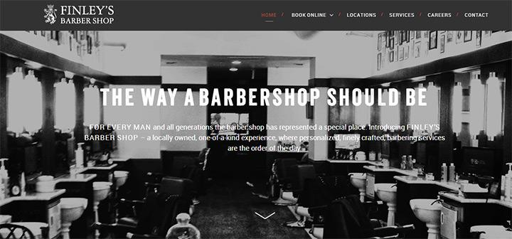 finleys barber