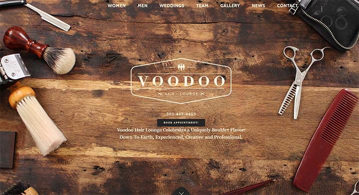 voodoo hair salon