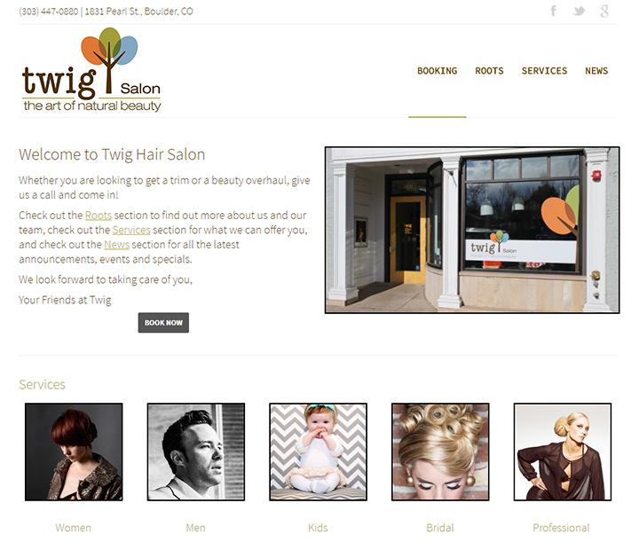 twig salon