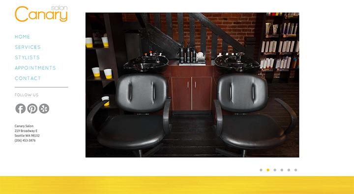 canary salon