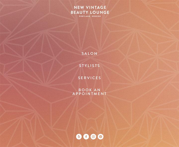 new vintage salon