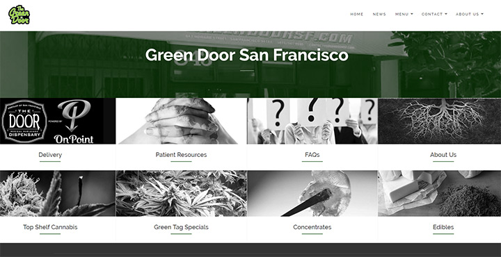 green door sf