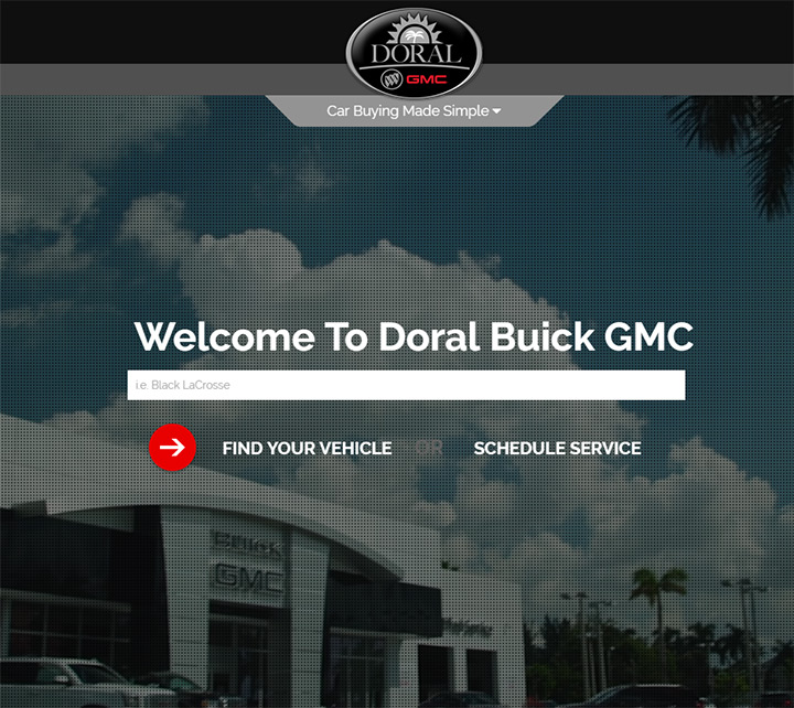 buick gmc doral