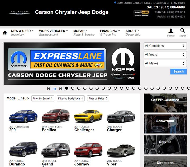 carson jeep dodge