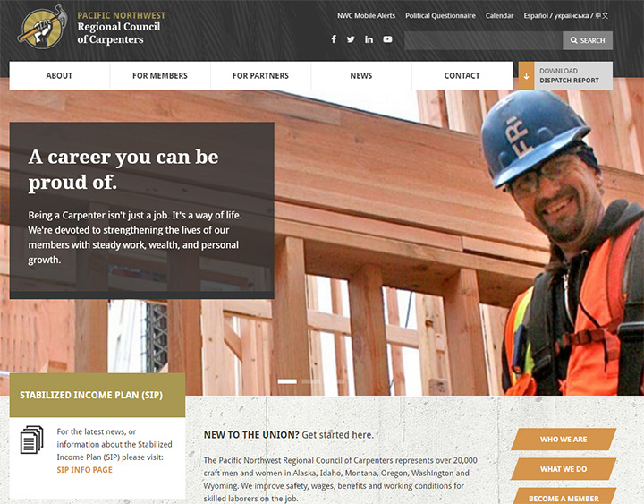 pacific nw carpenters
