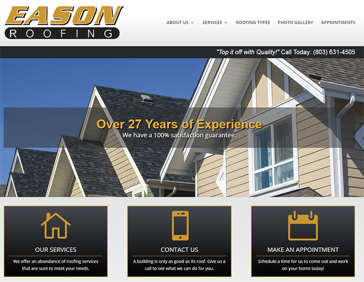 eason roofing