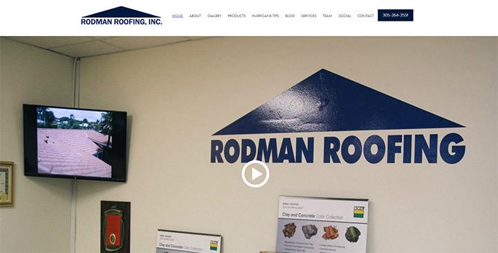 rodman roofing