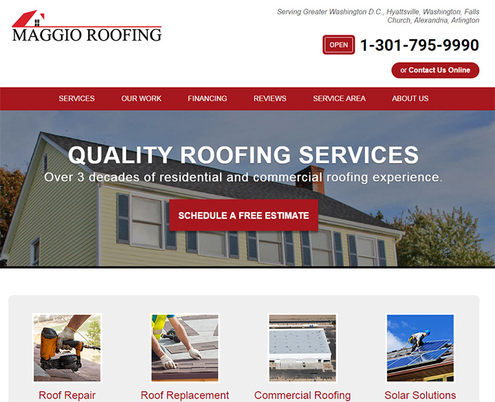 maggio roofing