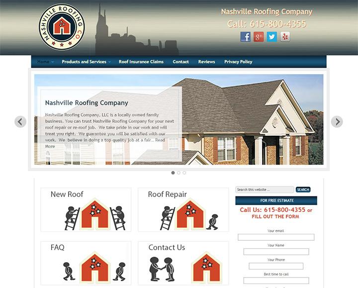 nashville roofing