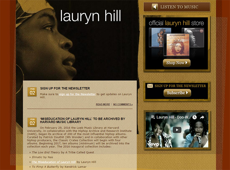 laryn hill