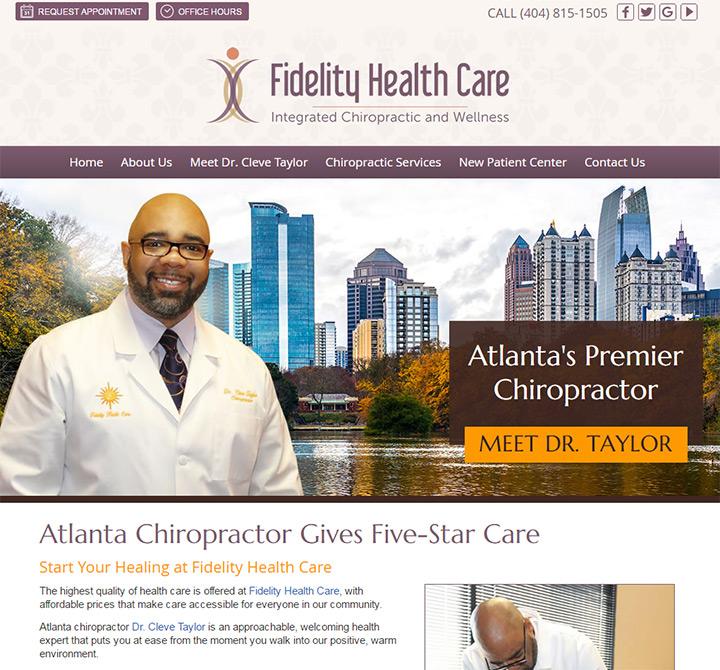 fidelity health
