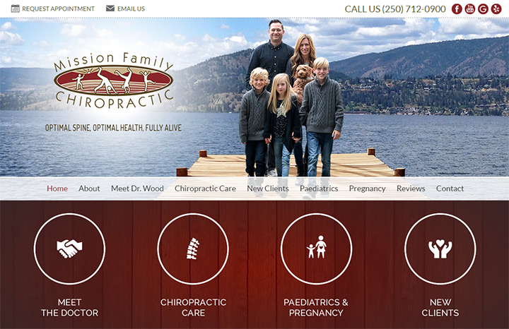 mission family chiro